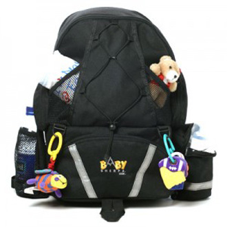 Baby Sherpa diaper backpack