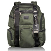 Green daypack