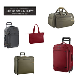 briggs and riley bags and logo
