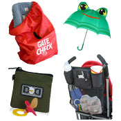 Kid's travel accessories