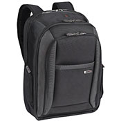 Grey backpack laptop bag