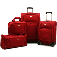 Luggage sets for families