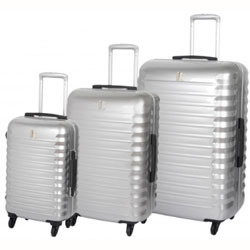 Luggage set for business travelers