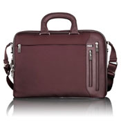 Elegant Tumi laptop briefcase for women