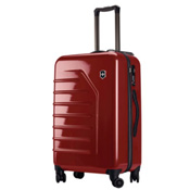 Victorinox Spectra red hardside spinner